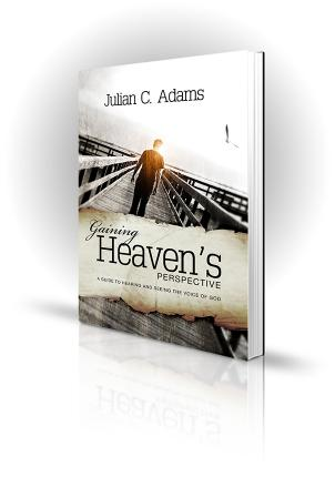 Gaining Heavens Perspective - Julian C. Adams - Man walking along a wooden pier