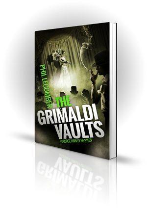 The Grimaldi Vaults - Dark and smokey 1930's london club