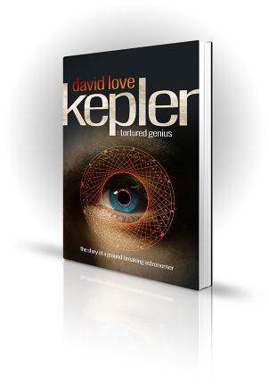 Kepler - David Love - Geometric pattern around an eye