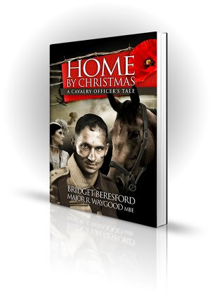 Home By Christmas - Bridget Beresford - Man woman and horse in world war 1
