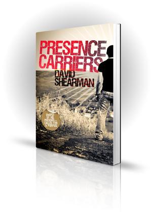 Presence Carriers - David Shearman - Man in a field