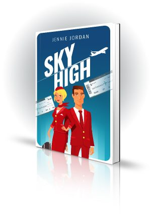 Sky High - Jennie Jordan -  Cartoon air host and hostess