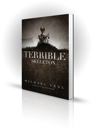Terrible Skeleton - Michael Veal - Really bad skeleton coming out of the ground